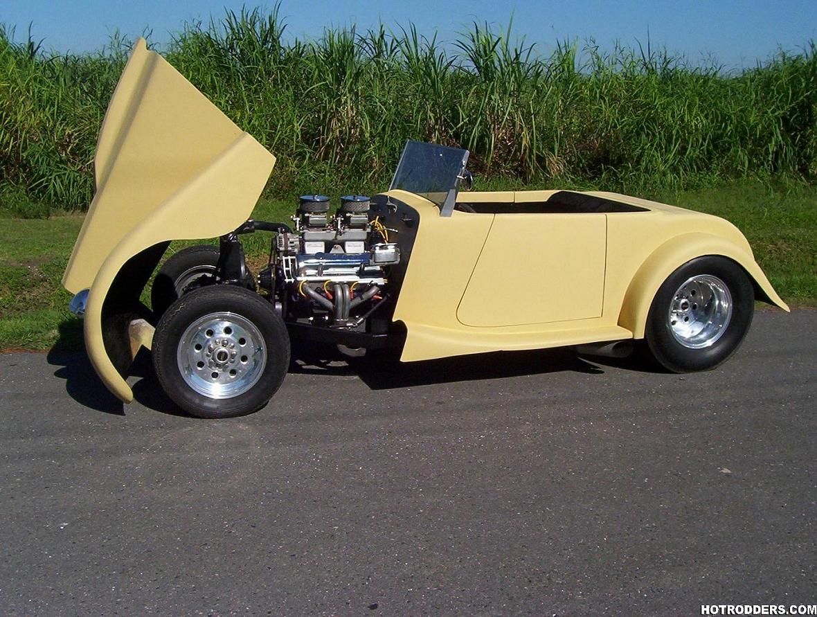 Fiberglas Willys body - Hot Rod Forum : Hotrodders Bulletin Board