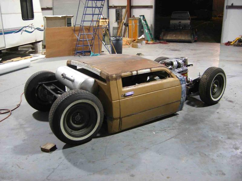 Crazy idea for a street rod - step inside the mind of a ...
