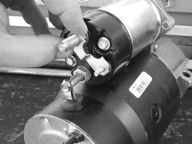 [SCHEMATICS_48ZD]  gm starter solenoid schematics? | Hot Rod Forum | Chevrolet Starter Solenoid Wiring Diagram |  | Hotrodders.com