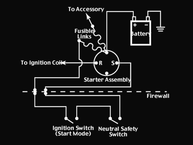gm starter solenoid schematics? | Hot Rod ForumHotrodders.com