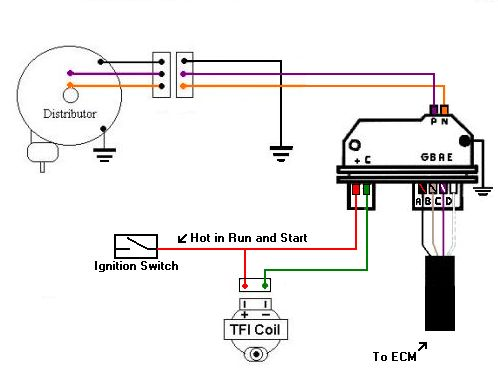 wiring diagram for a hot rod engine wiring discover hei distributor wiring diagram chevy 350 attached images