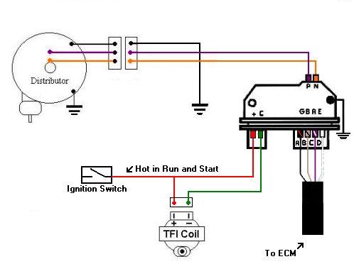 Wiring Diagram For Hei Distributor – powerking.co