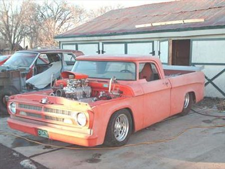 Raising Compression on a Dodge 400 - Hot Rod Forum