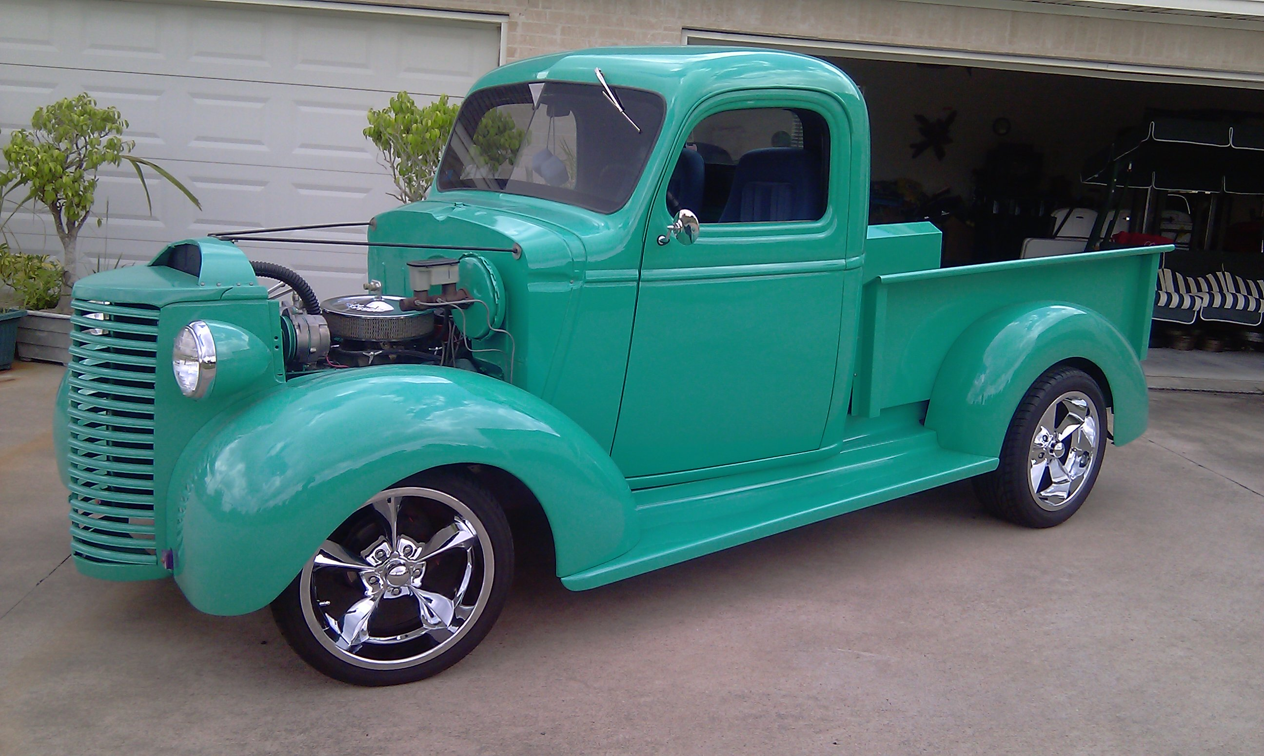 1939 Chevy Pickup Seat Swap Options Hot Rod Forum Hotrodders