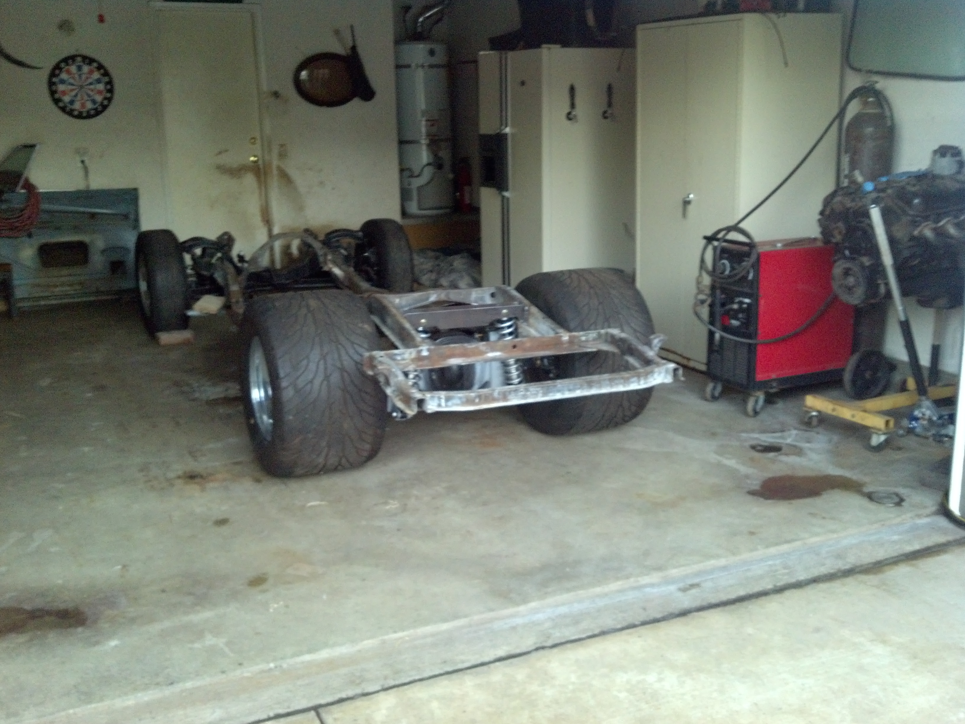how much hp does a stock 454 oval port push? - Hot Rod Forum