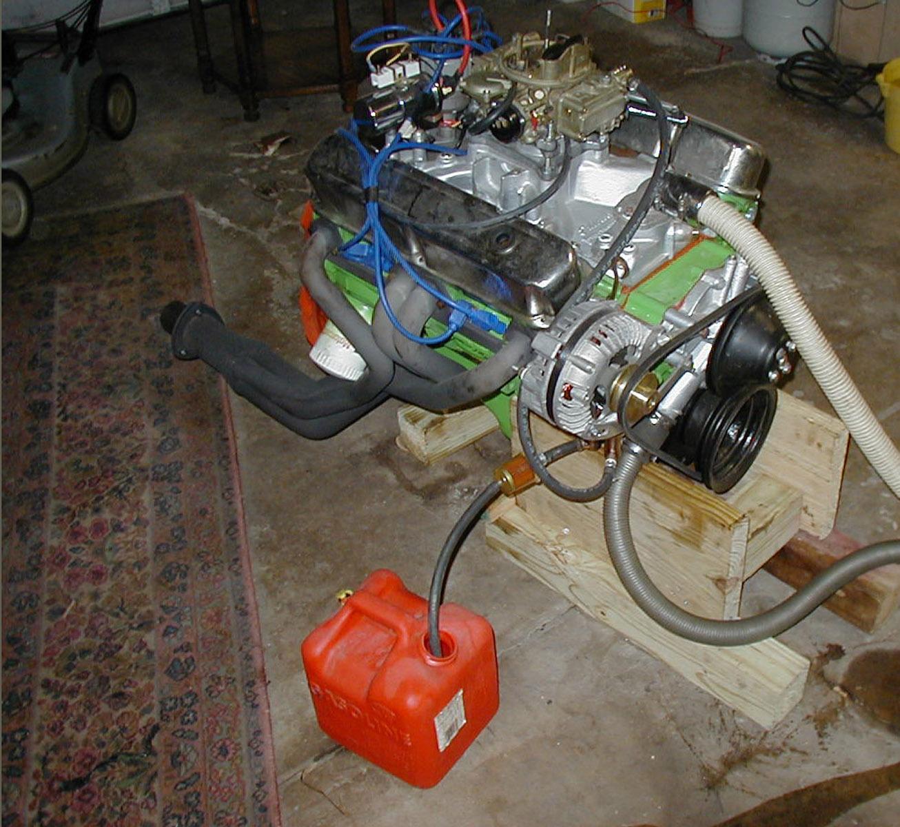 Engine Breaking Stand Running Engine Test Stand Hot Rod Forum – Run Engine Test Stand Wiring