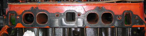 Do I have small or large port heads? - Hot Rod Forum
