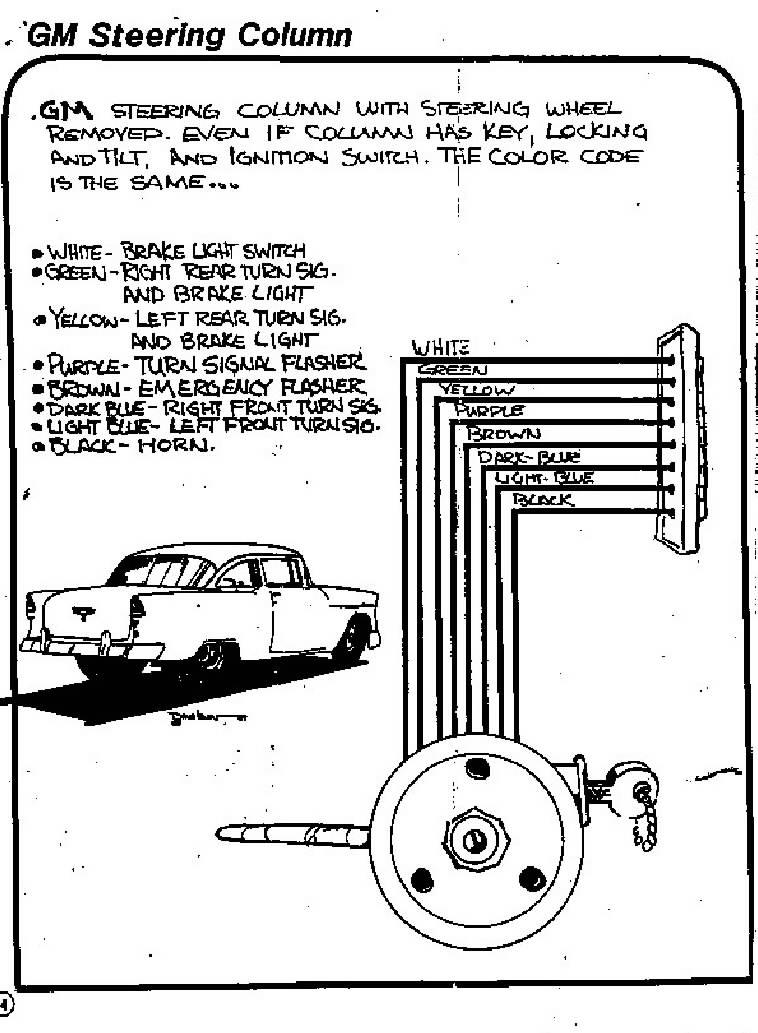 Turn Signals Only When Work When Motor Is Running