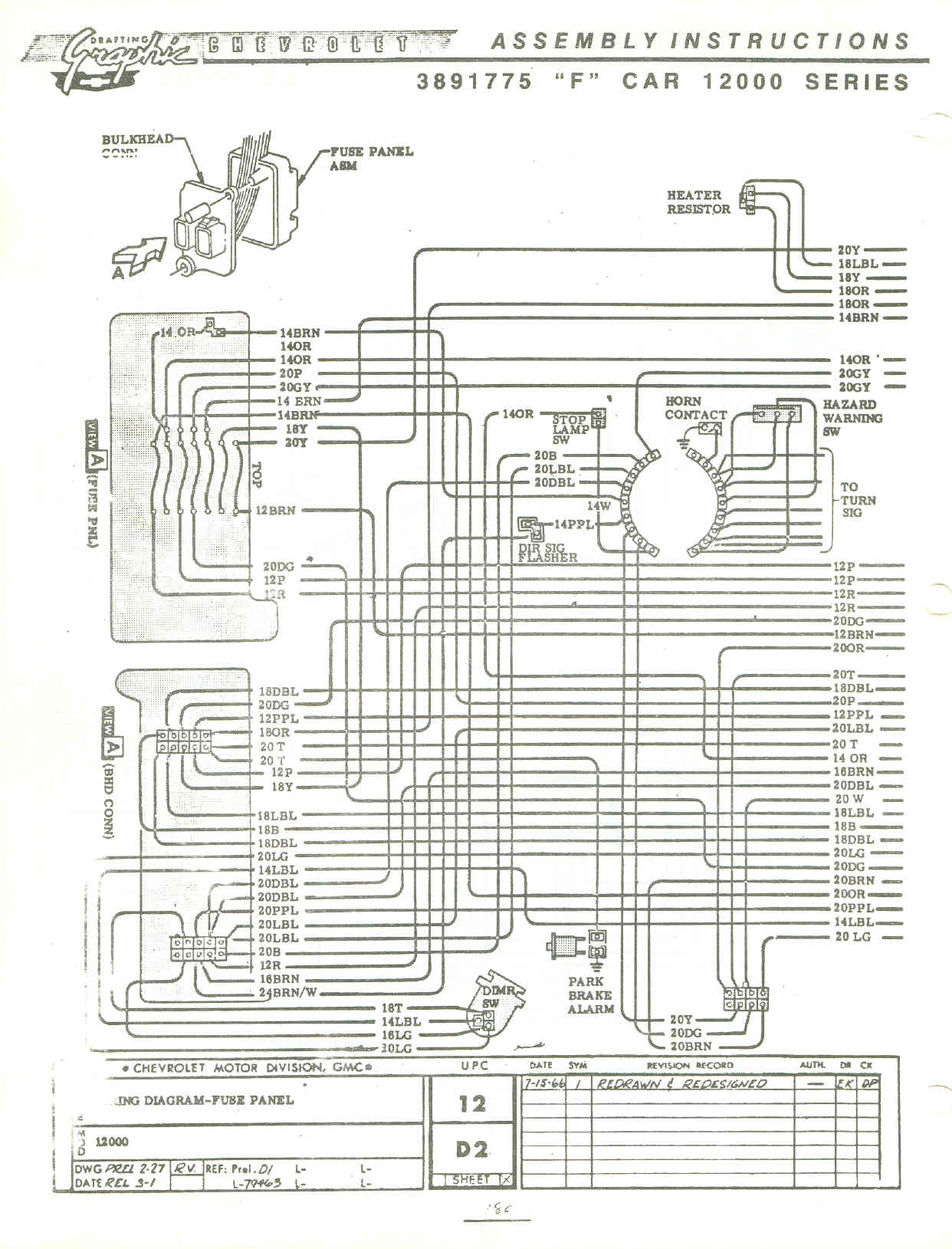 66 chevelle wiring diagram pdf