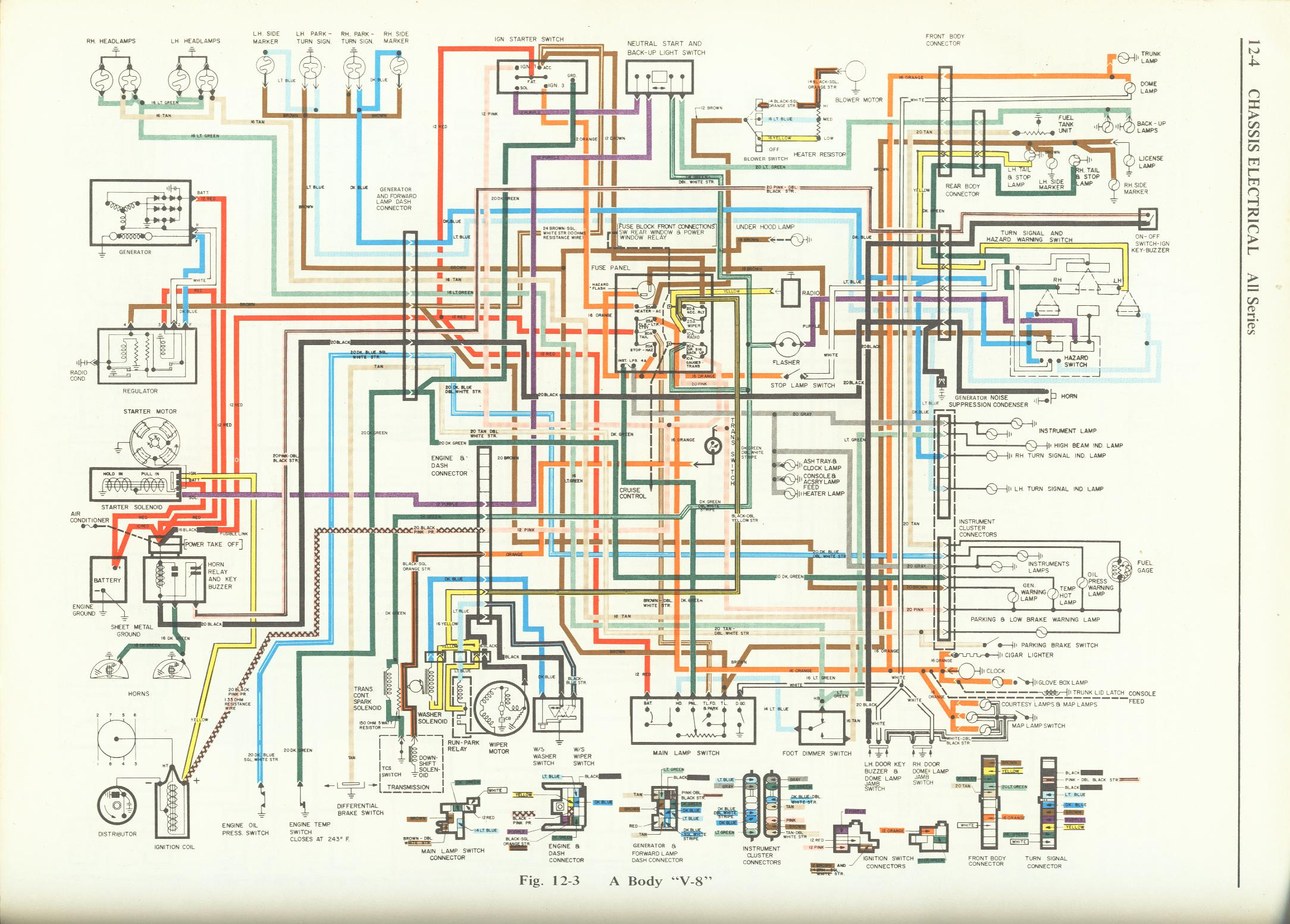 wiring diagram hot rod forum hotrodders bulletin board click image for larger version 71 cutlass wiring jpg views 3341 size
