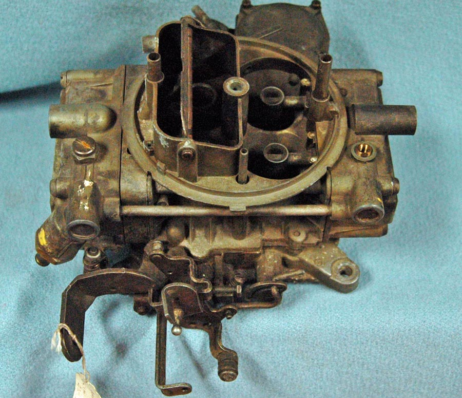 Carb recommendation for a 460 Ford        - Hot Rod Forum