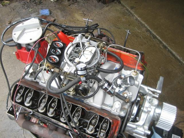 Click image for larger version  Name:April 24th_engine on start stand.jpg Views:88 Size:67.0 KB ID:54679