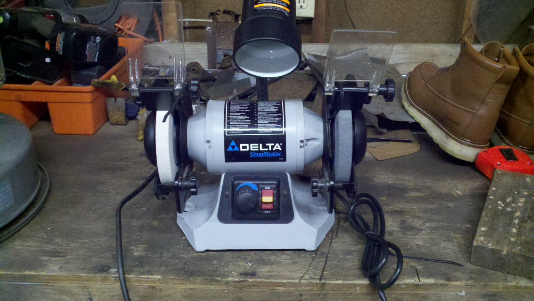 amazon grinder rikon cable power slow dp speed porter tools bench com