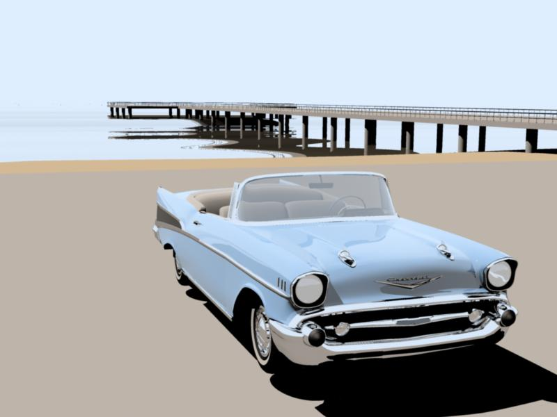 Click image for larger version  Name:Chevy at Pier Test.jpg Views:136 Size:33.7 KB ID:10868