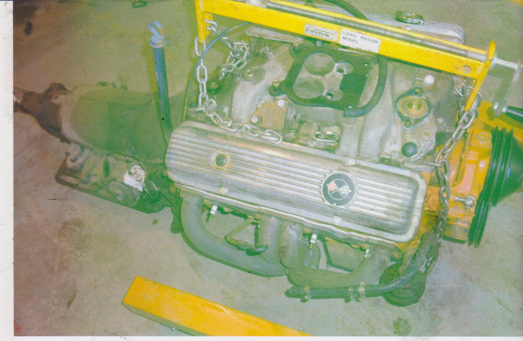 Click image for larger version  Name:chevy engine and od trans 001.jpg Views:63 Size:309.3 KB ID:74468