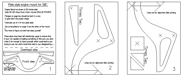 Click image for larger version  Name:engine mount plans .jpg Views:633 Size:45.1 KB ID:9987
