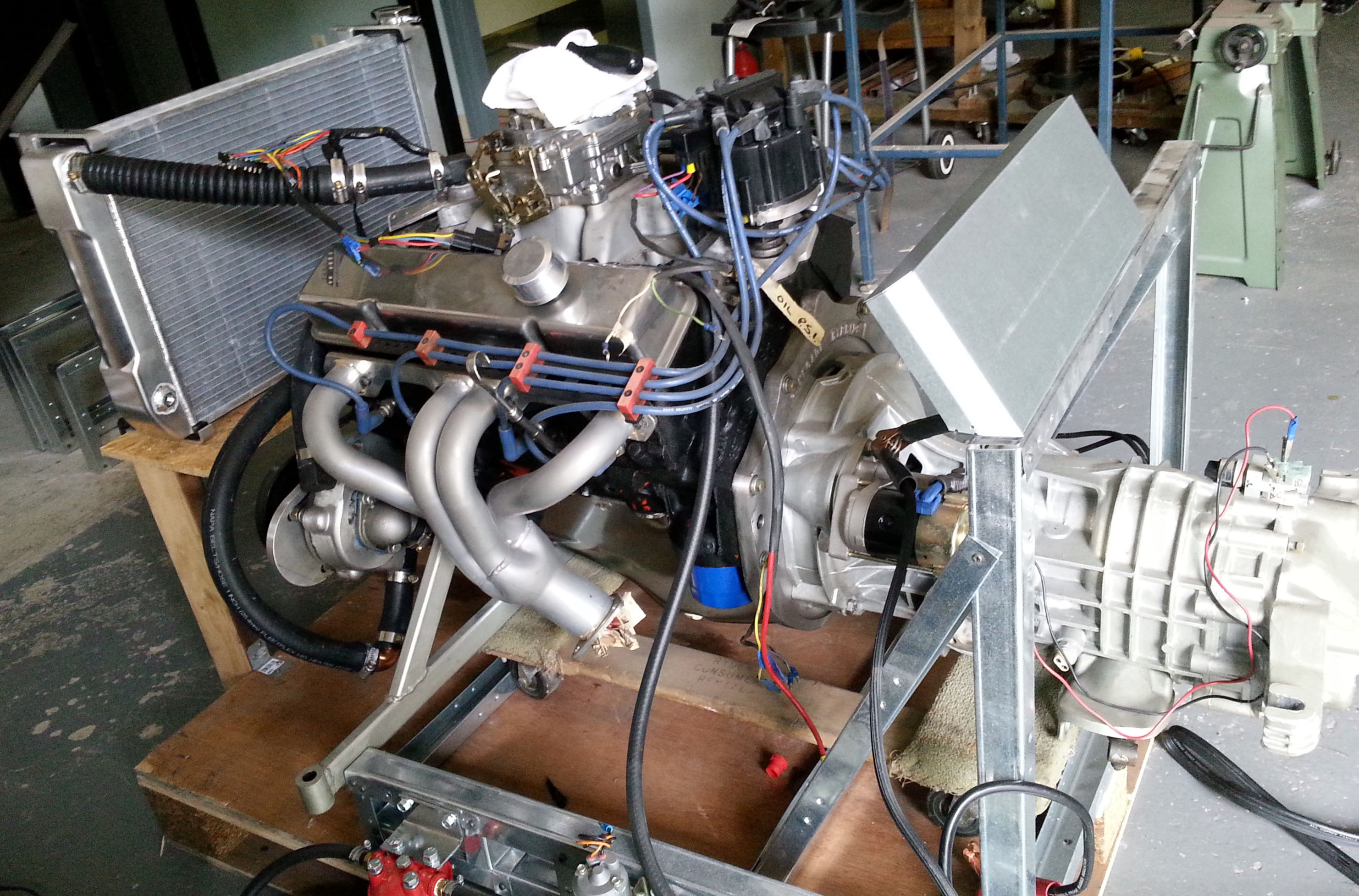 Click image for larger version  Name:Engine Test Stand small.jpg Views:3390 Size:831.2 KB ID:76255