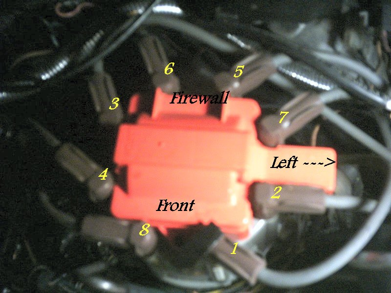 454 chevy firing order - Hot Rod Forum : Hotrodders Bulletin Board on chevy 350 fuel filter diagram, chevy 350 spark plug specifications, chevy 383 spark plug wiring diagram, chevy blazer spark plug wiring diagram, chevy cavalier spark plug wiring diagram, chevy 327 spark plug wiring diagram, chevy 454 spark plug wiring diagram,