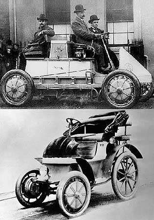 Click image for larger version  Name:first-hybrid car   1898 Porsche.jpg Views:80 Size:32.8 KB ID:76168