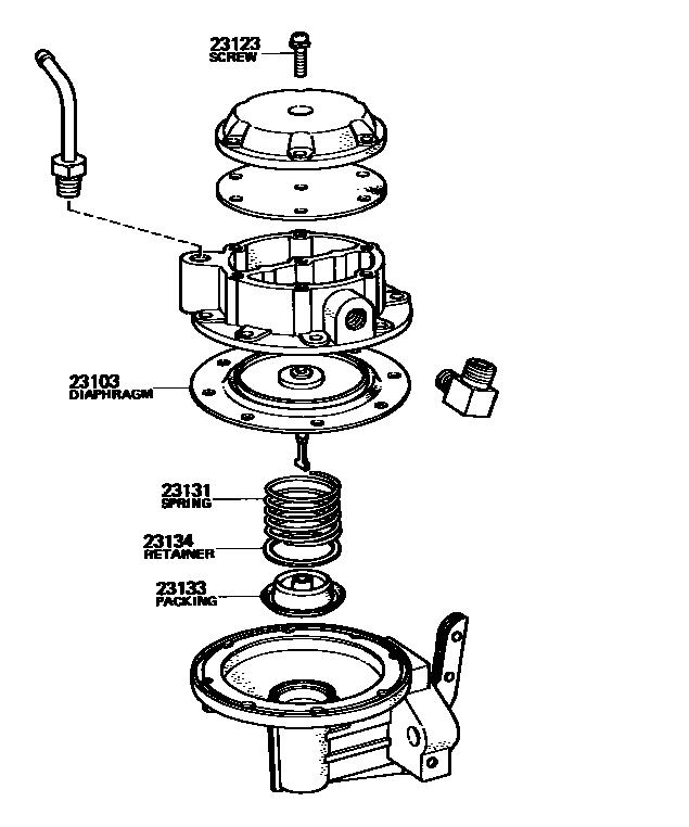 Holley mechanical fuel pump question hot rod forum hotrodders click image for larger version name fuelpumpg views 1628 size 607 ccuart Gallery
