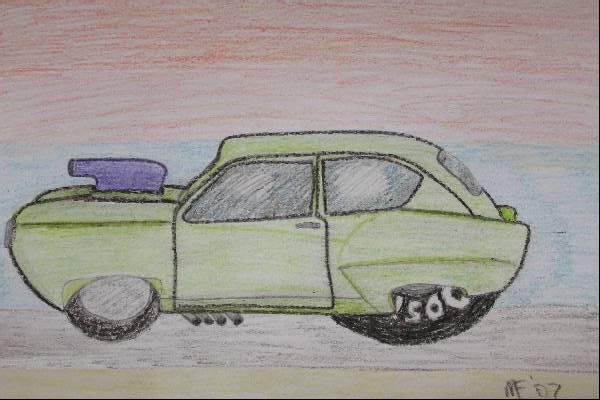 Click image for larger version  Name:green car crayon 3.jpg Views:152 Size:37.7 KB ID:26580