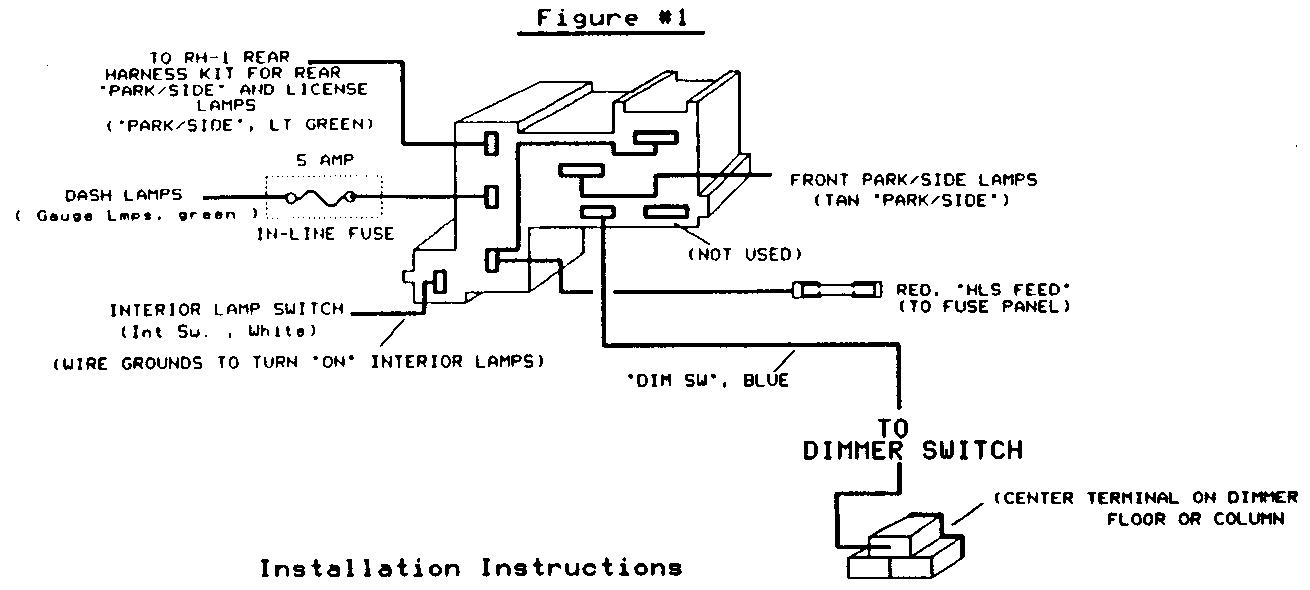 1970 Gm Headlight Switch Wiring Diagram from www.hotrodders.com