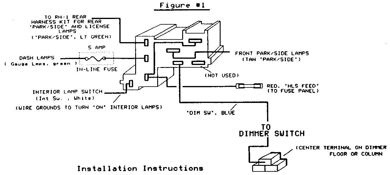 Kc Headlight Wiring Diagram - Schematics Online on