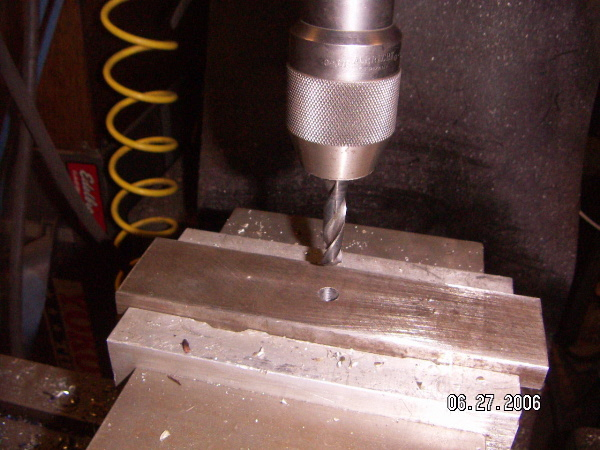 Click image for larger version  Name:hole drilled.JPG Views:340 Size:143.9 KB ID:13026