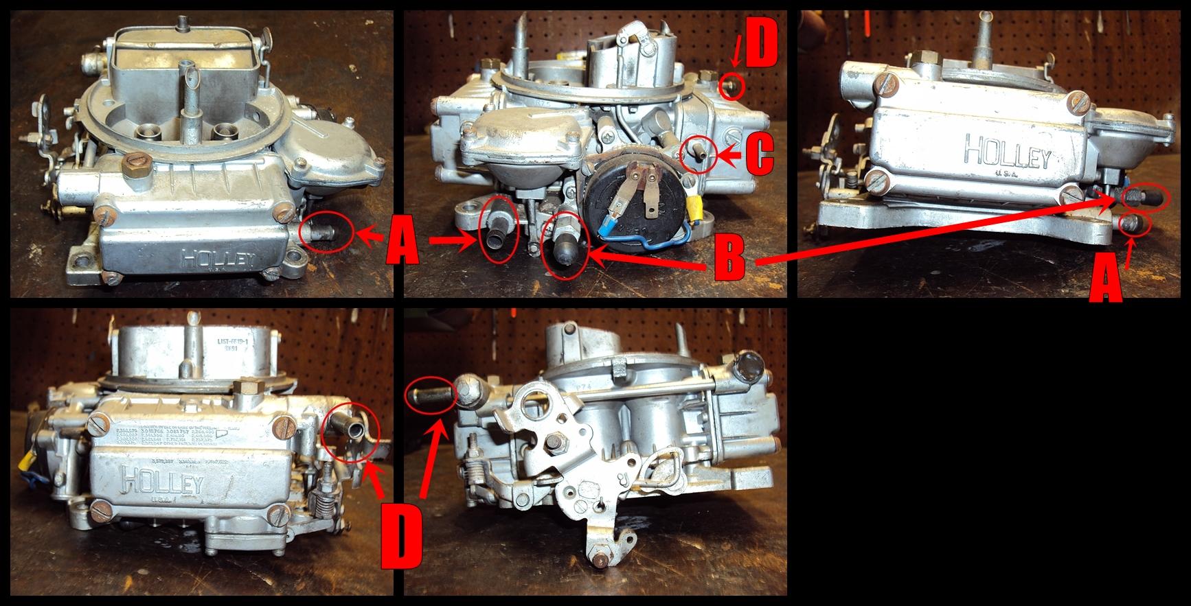 Holley 4160600 cfm carburetor components identification hot holley 4160600 cfm carburetor components identification pooptronica