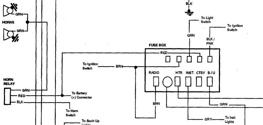 Doc I Need A Diagram 68 Firebird Hot Rod Forum