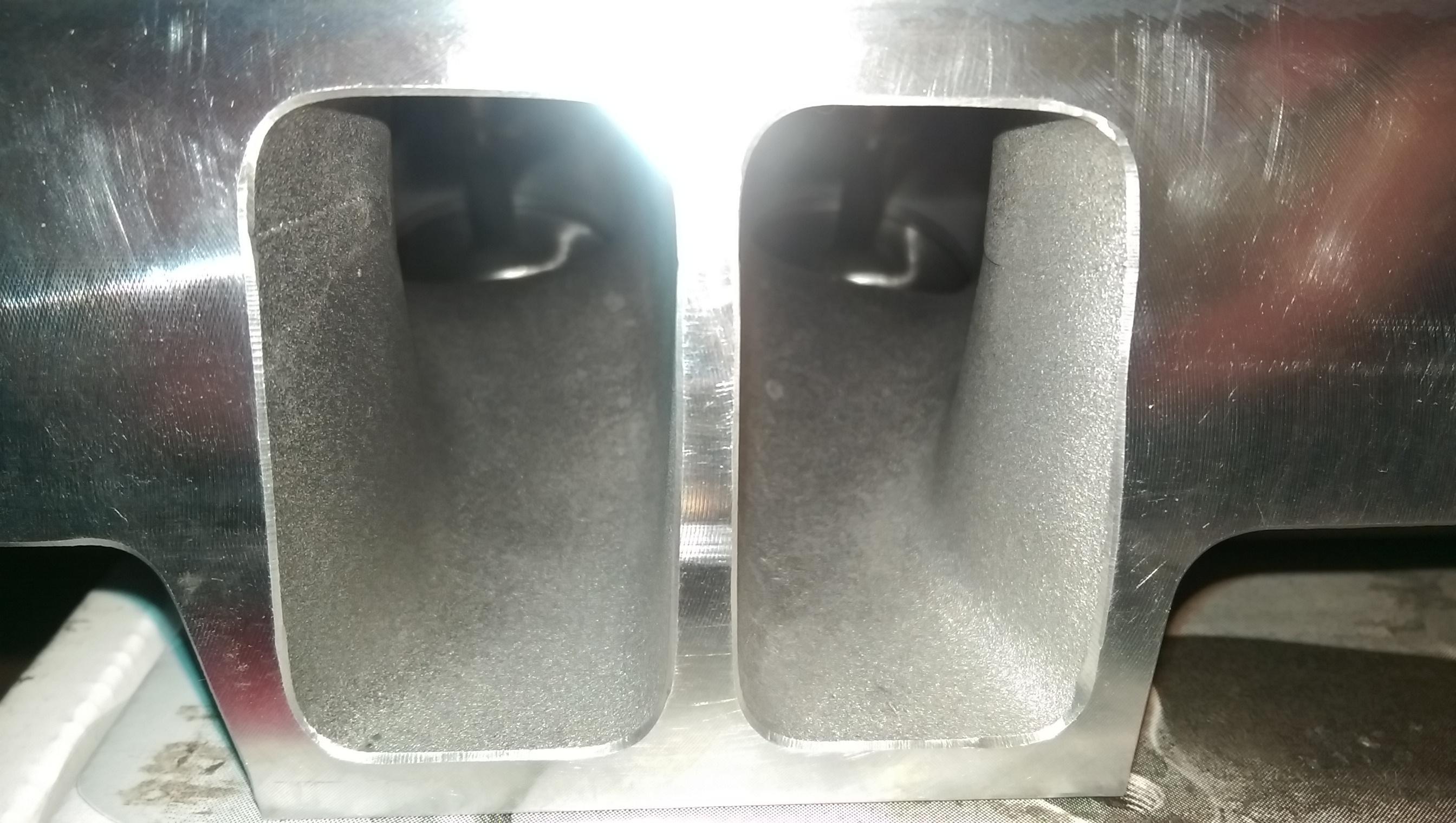 My ProMaxx Maxx 200cc sbc heads arrived - Hot Rod Forum : Hotrodders