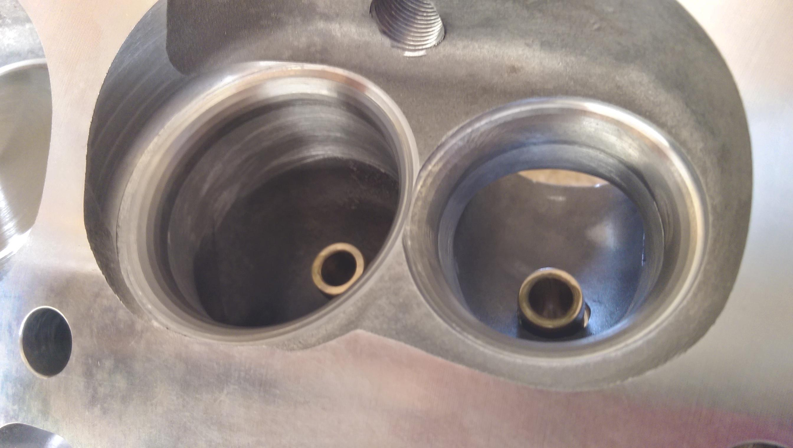 My ProMaxx Maxx 200cc sbc heads arrived - Hot Rod Forum