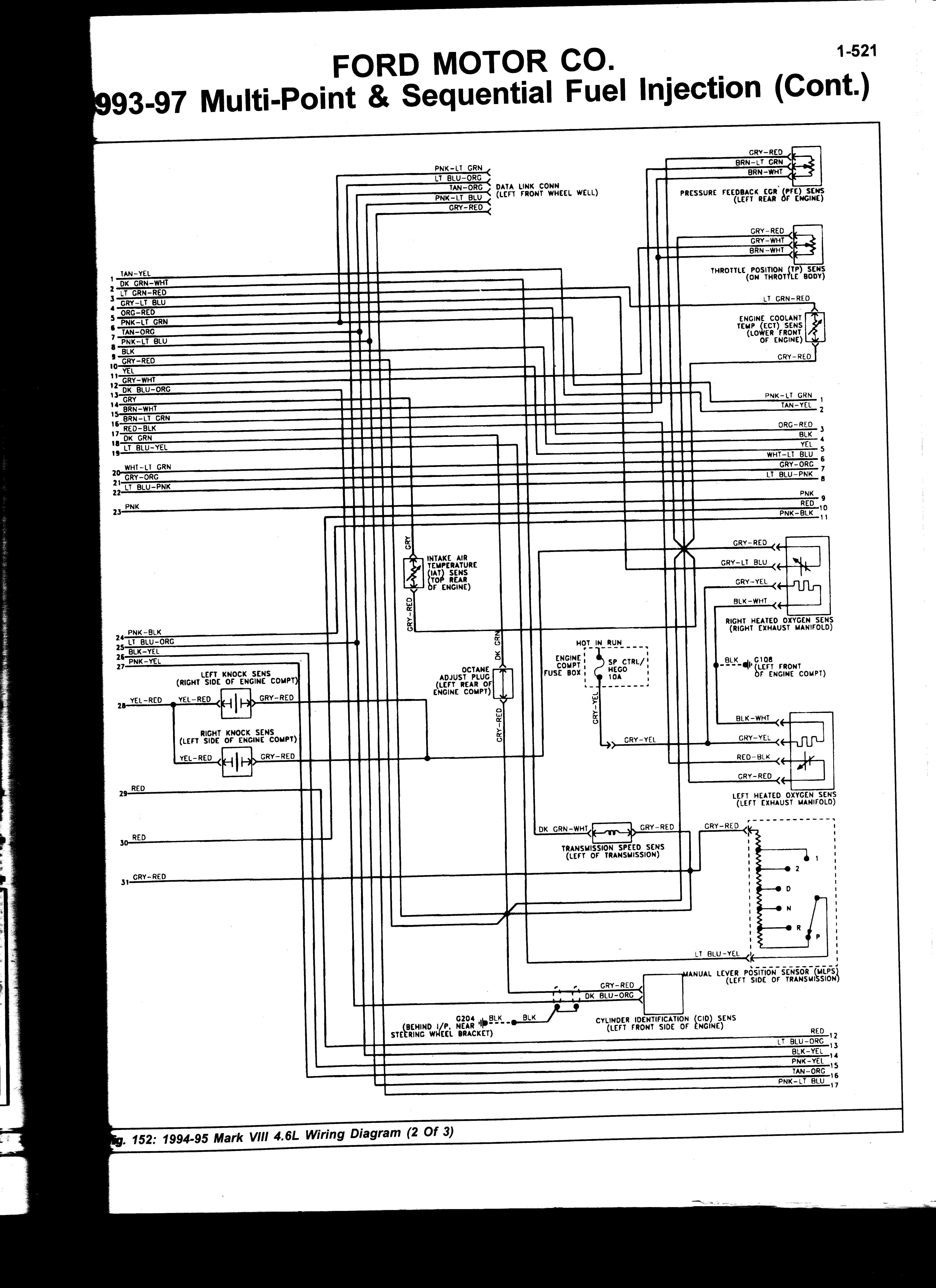 lincoln mark viii fan wiring diagram 4 6 dohc wiring harness options hot rod forum hotrodders  4 6 dohc wiring harness options hot