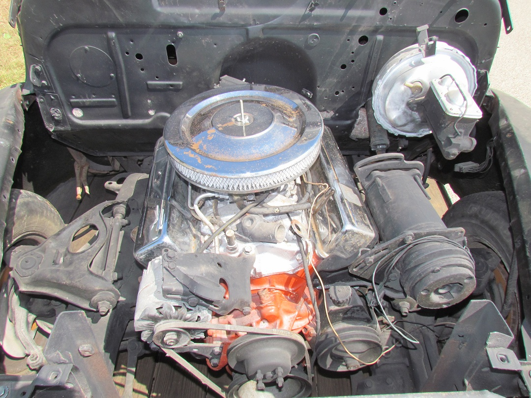 great find, Chevy 400 Small block - Hot Rod Forum
