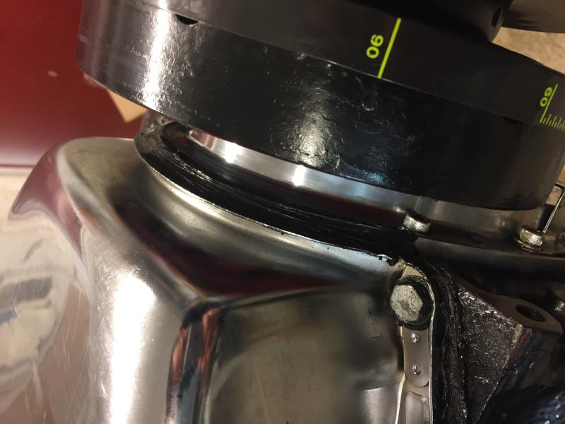 Timing chain cover and oil pan miss match - Hot Rod Forum