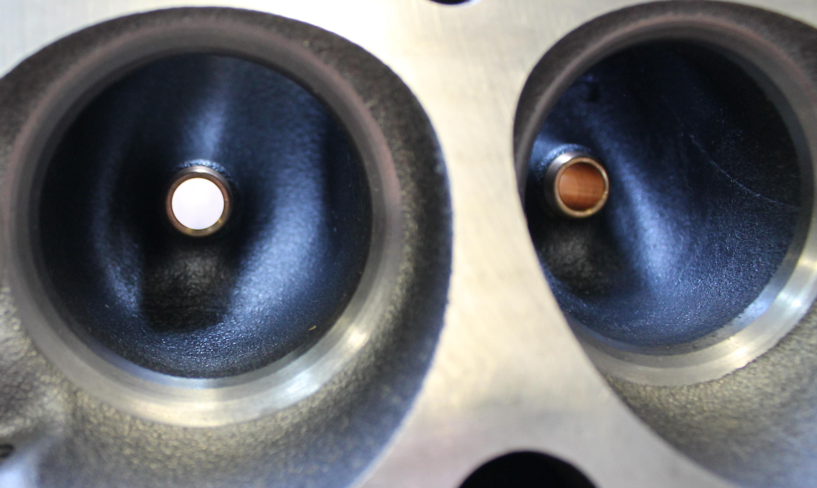 Enginequest 200cc iron SBC heads - Hot Rod Forum