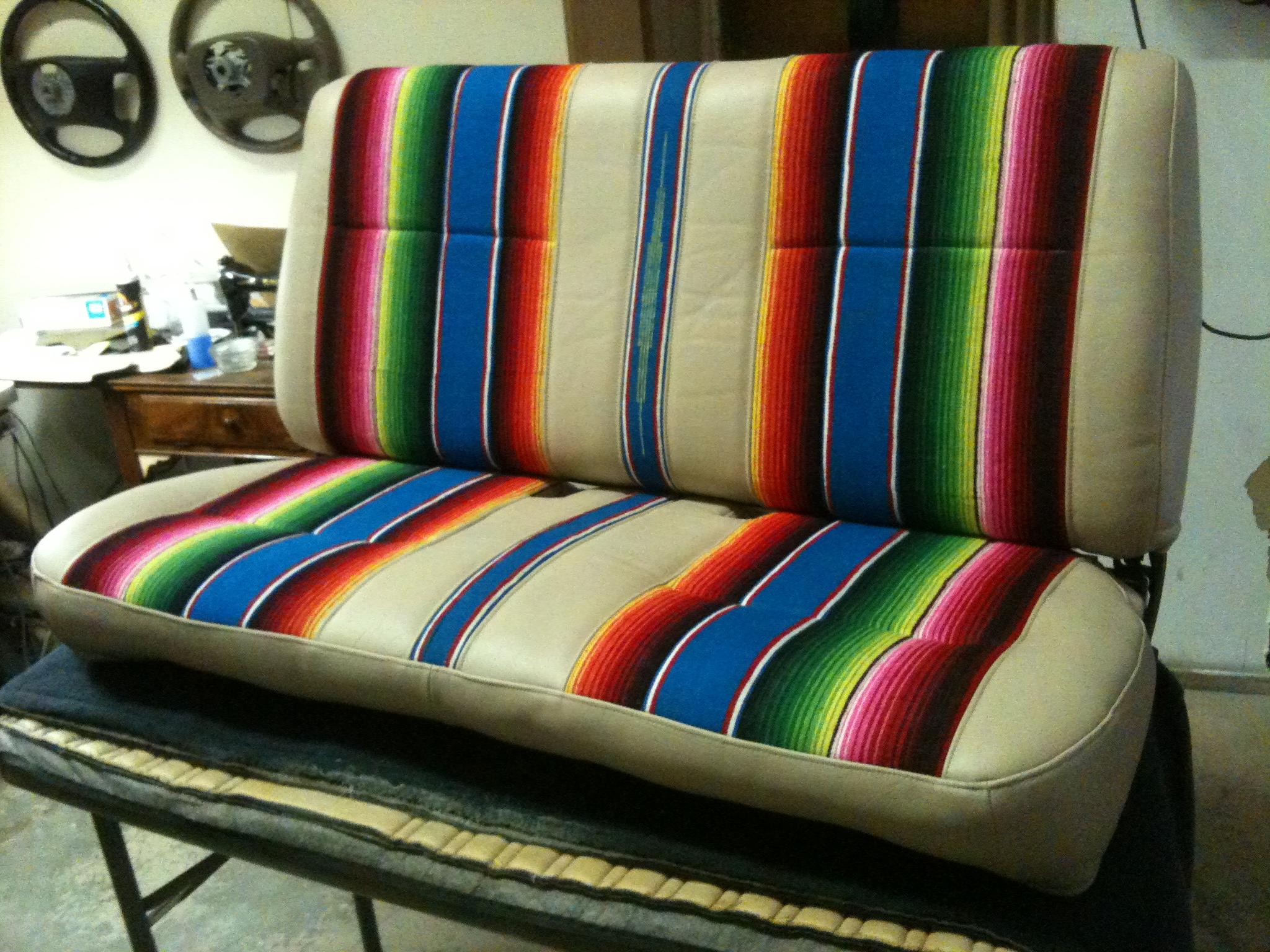 Mexican Blanket Appearance - Hot Rod Forum : Hotrodders Bulletin Board