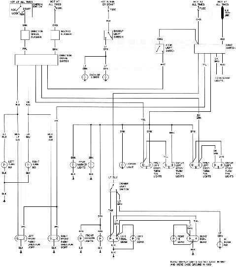 1968 Gto Wiring Diagram from www.hotrodders.com