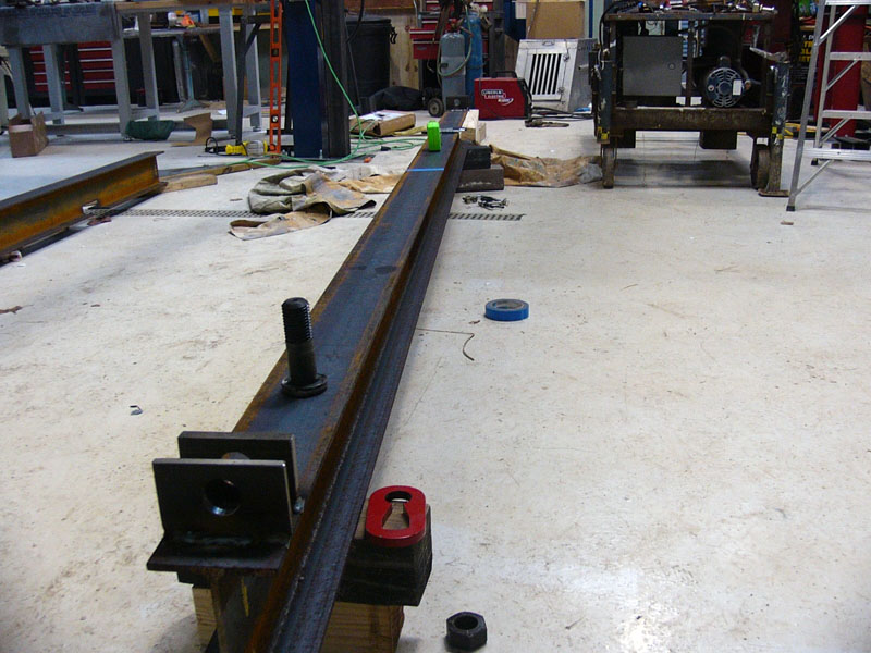 Click image for larger version  Name:Mounting Tabs Welded to Cross Beam.jpg Views:126 Size:148.2 KB ID:44720