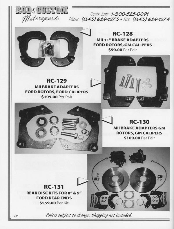 Click image for larger version  Name:MUST II Brake Caliper  Adaptors.jpg Views:109 Size:78.1 KB ID:20108