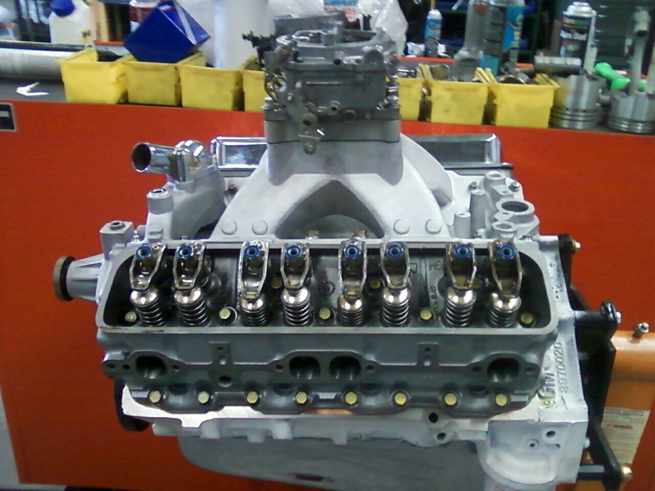 Click image for larger version  Name:My 313ci race engine.jpg Views:177 Size:309.9 KB ID:65592