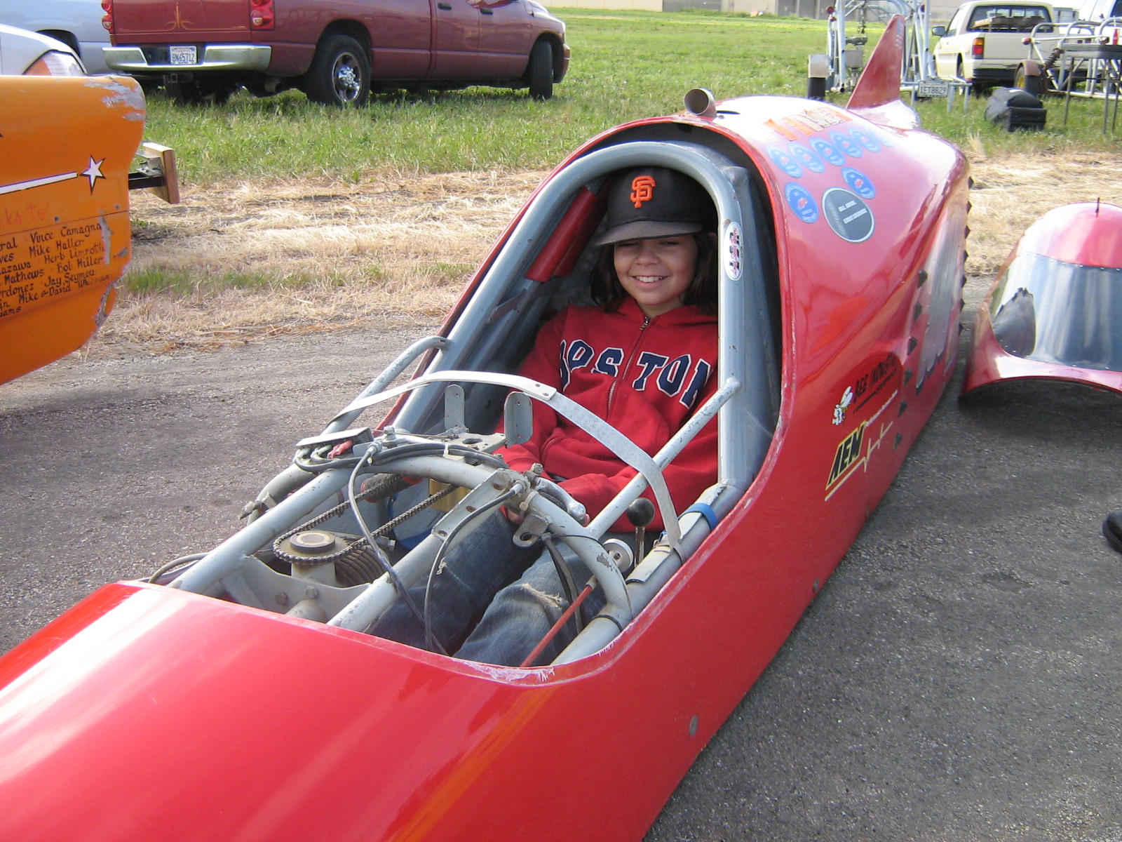 Click image for larger version  Name:Nick in red car.JPG Views:93 Size:709.0 KB ID:68315