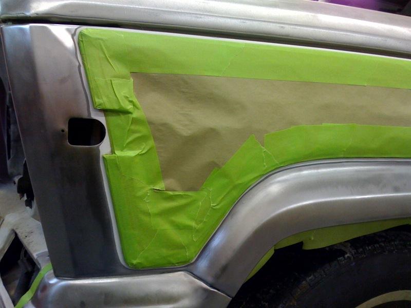 Confused on bare metal prep? - Hot Rod Forum : Hotrodders Bulletin Board