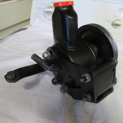Click image for larger version  Name:Power Strg Pump Lower Mount Bracket 001.jpg Views:31 Size:69.7 KB ID:442785