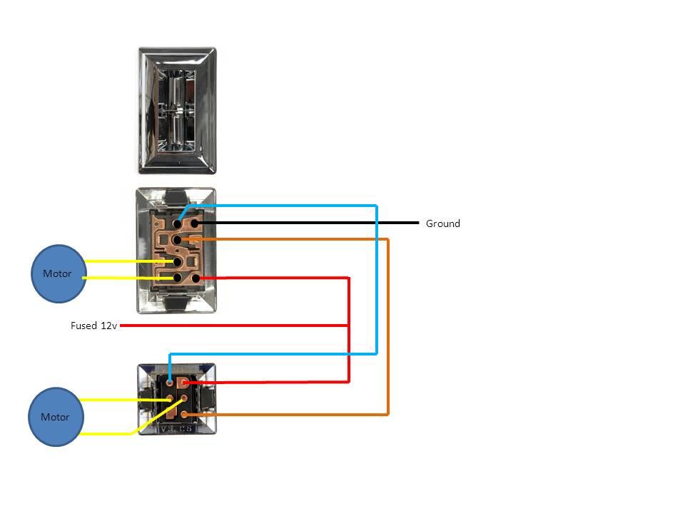 Dorman 49241  U0026 49242 Switch Wiring