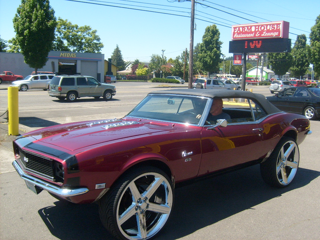 Anyone else hate Big Rims on Muscle Cars - Page 3 - Hot Rod Forum ...