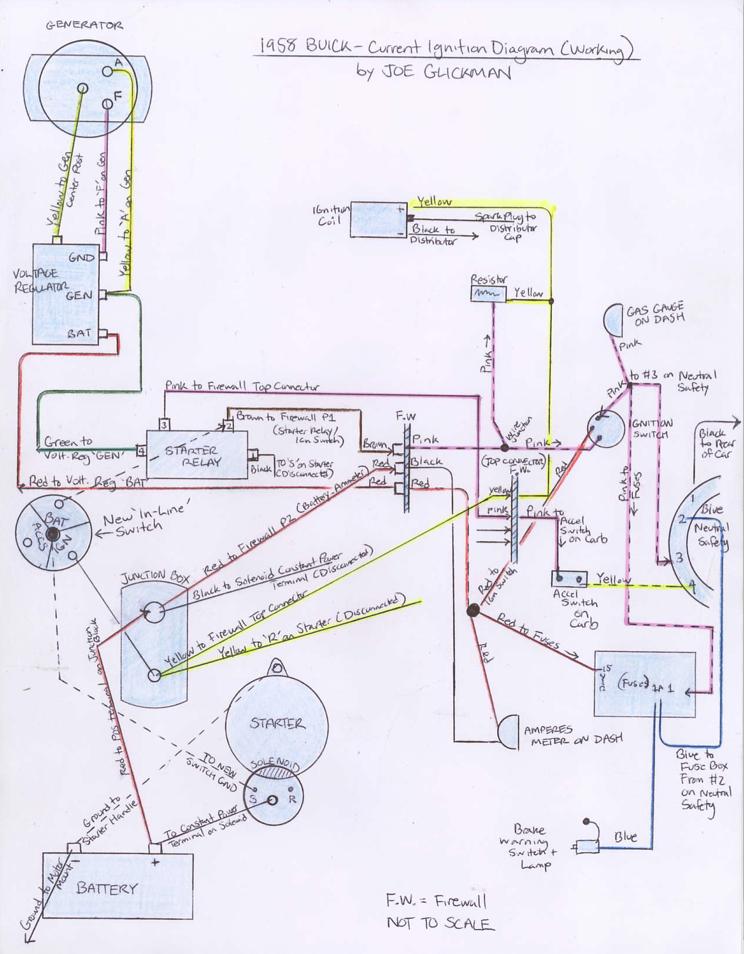 1958 Buick Won T Start Weird Electrical Issues Hot Rod Forum