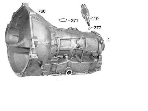What trans and bell housing for the Ford 4 6 modular engine? - Hot
