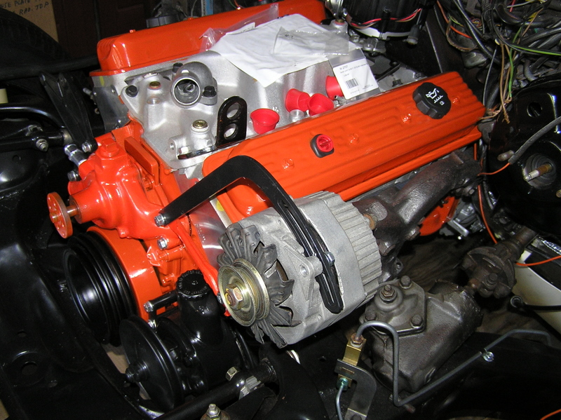 Click image for larger version  Name:Starting to look like a motor.JPG Views:137 Size:310.6 KB ID:60638
