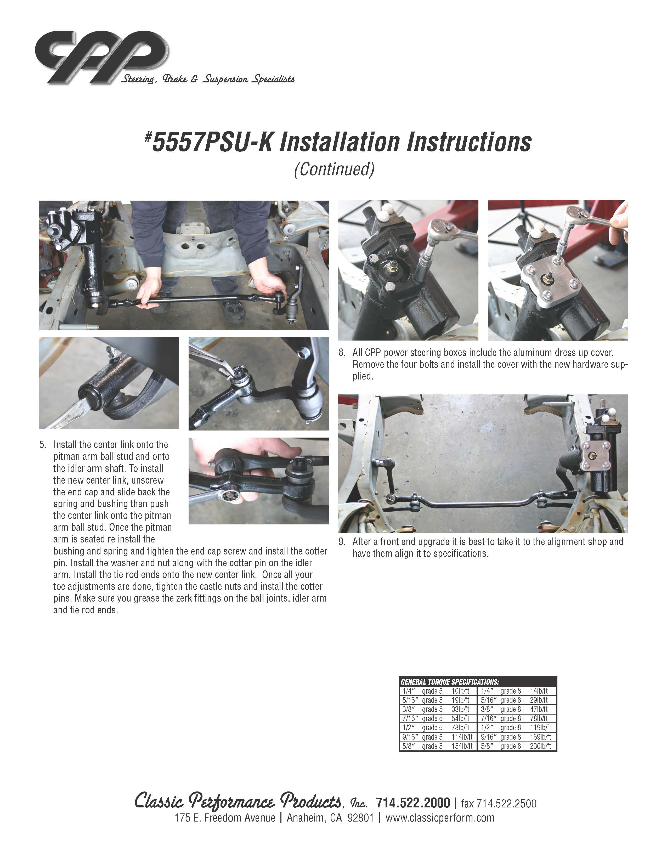 Click image for larger version  Name:Steer gearbox, install instruc pg 2 500 model CPP 5557PSU-K_Page_2.jpg Views:148 Size:485.1 KB ID:69797